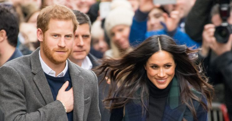 Prince Harry And Meghan Quit As Senior Royals, London, UK - 31 Mar 2020