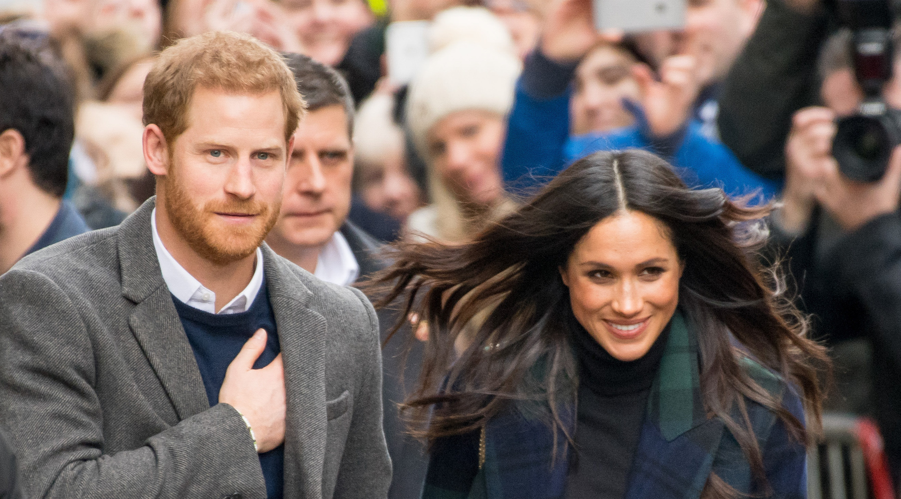 Harry and Meghan 'still using Met Police officers for security'