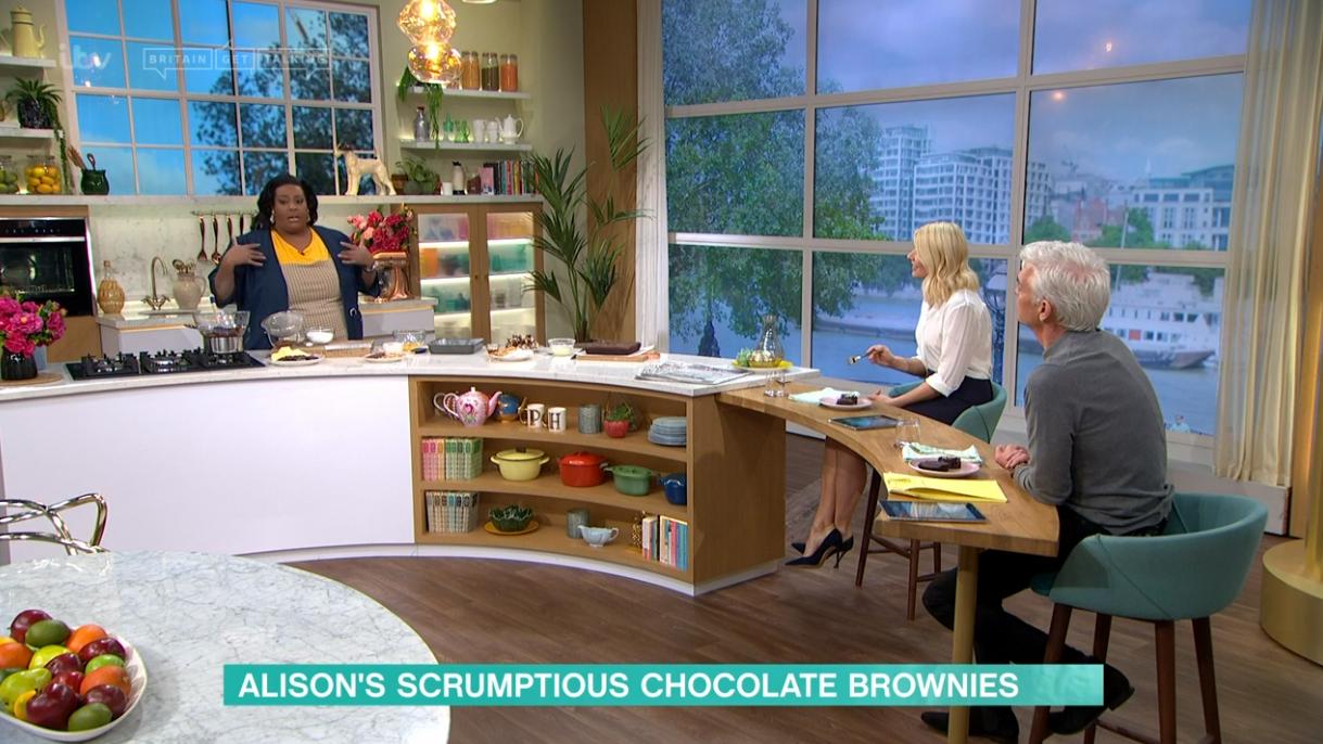 Alison Hammond on This Morning