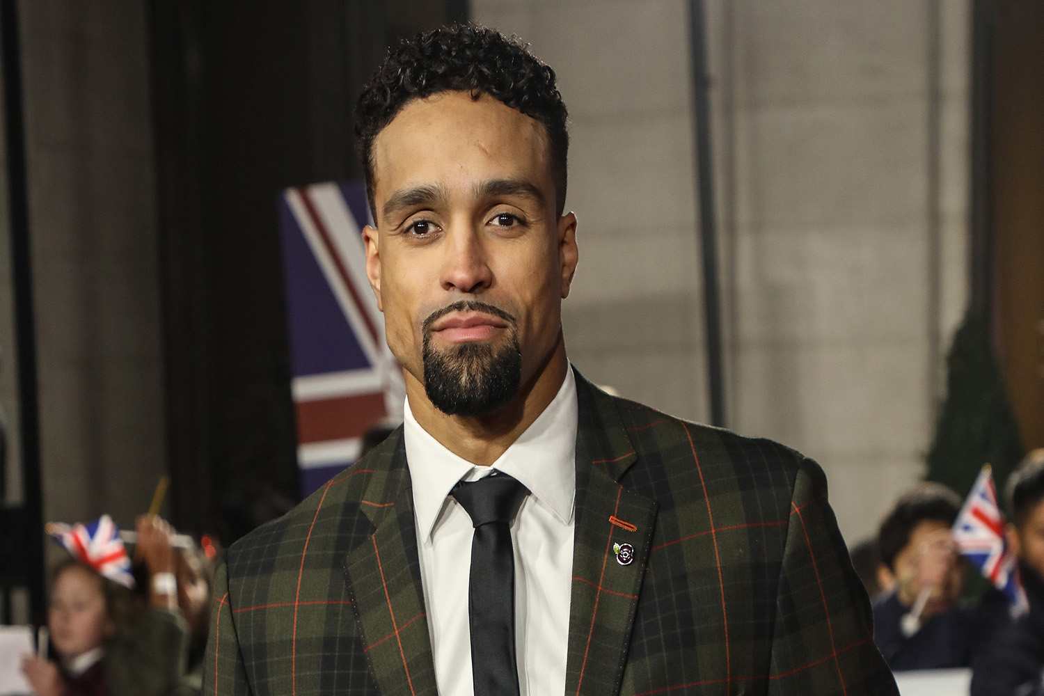 Ashley Banjo shares glimpse of newborn son's face after becoming dad again