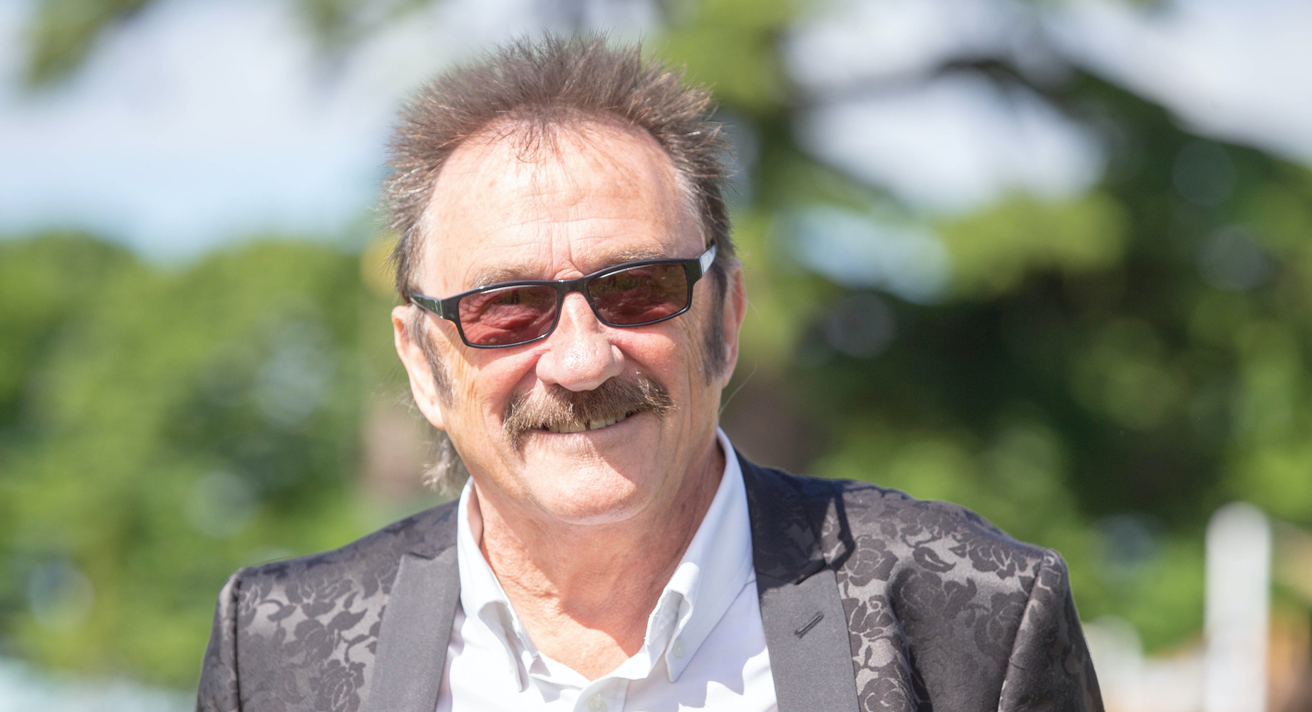 Paul Chuckle has been diagnosed with coronavirus
