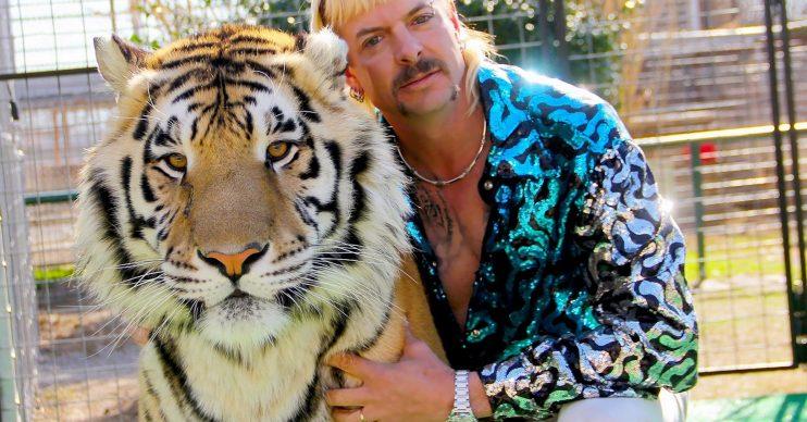 Tiger King Netflix (Credit: Netflix)