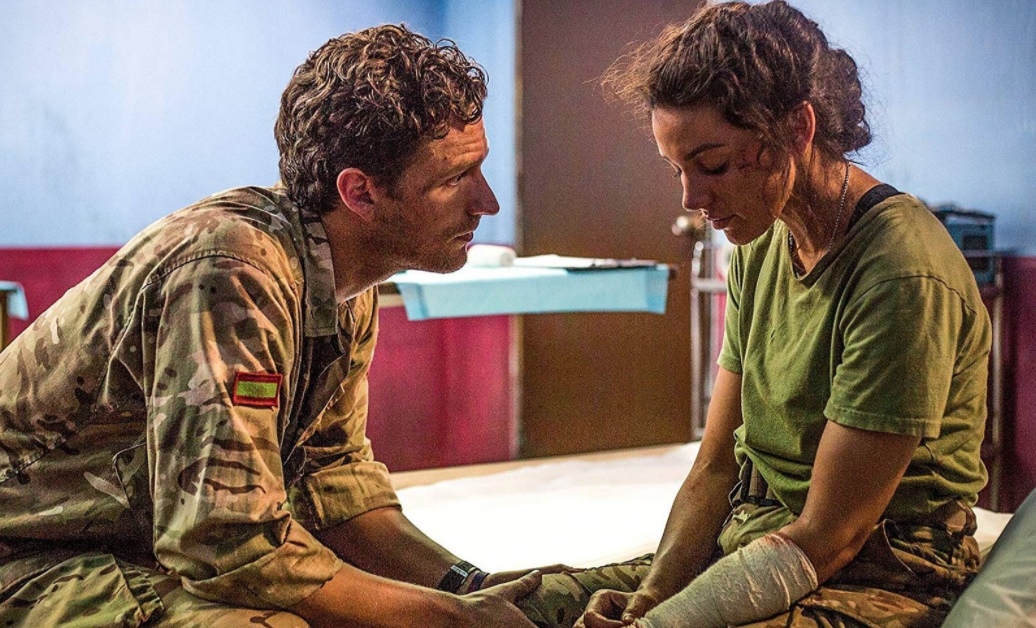 Where is Captain James in Our Girl? Ben Aldridge explains his absence from the new series