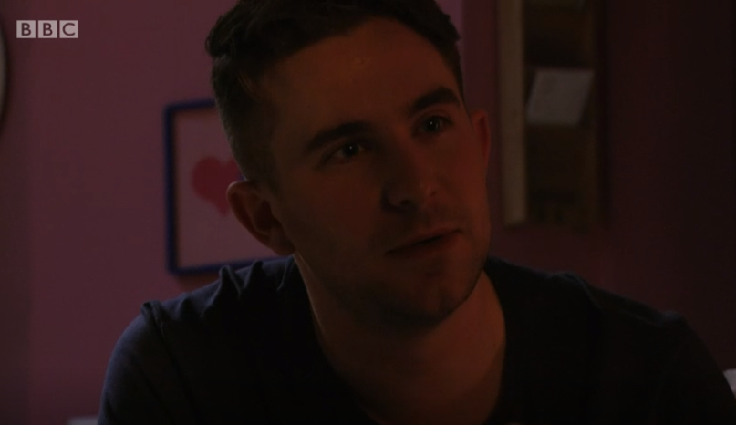 EastEnders fans go wild as Ben says 'I love you' to Callum
