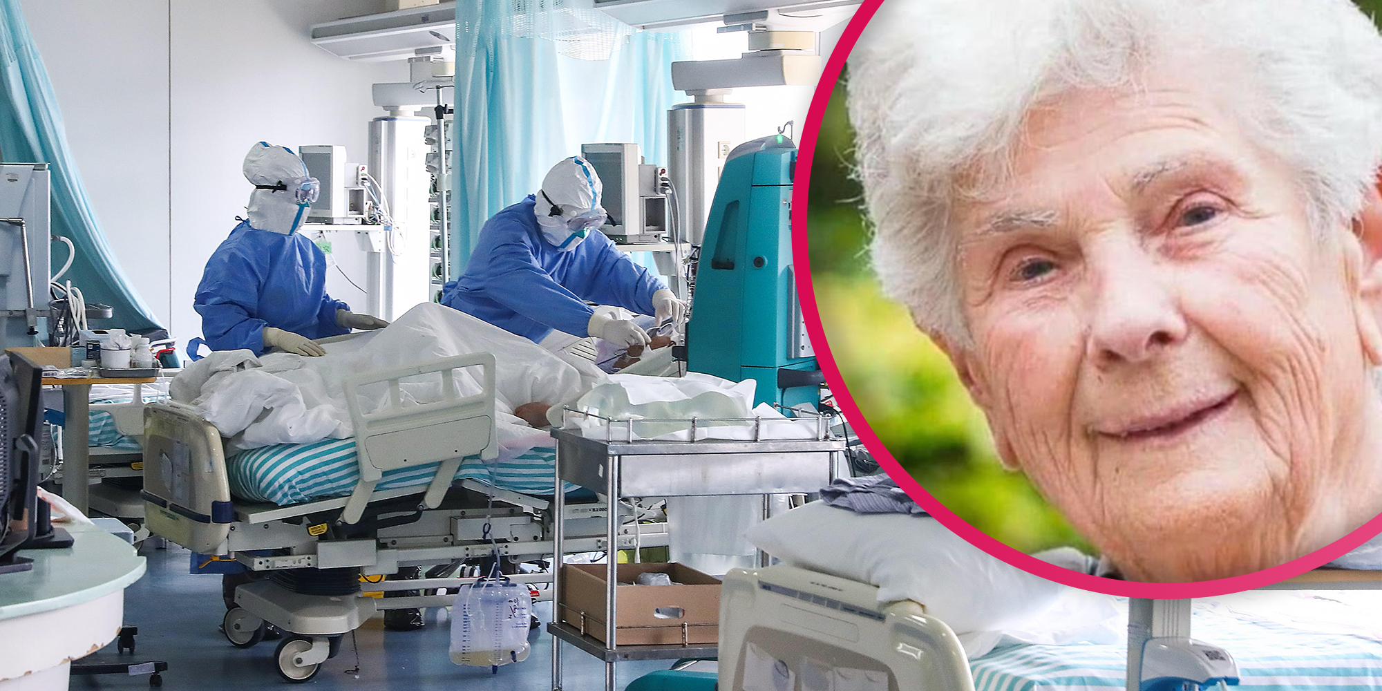 Coronavirus: 90-year-old woman dies after telling doctors to keep ventilator for someone younger