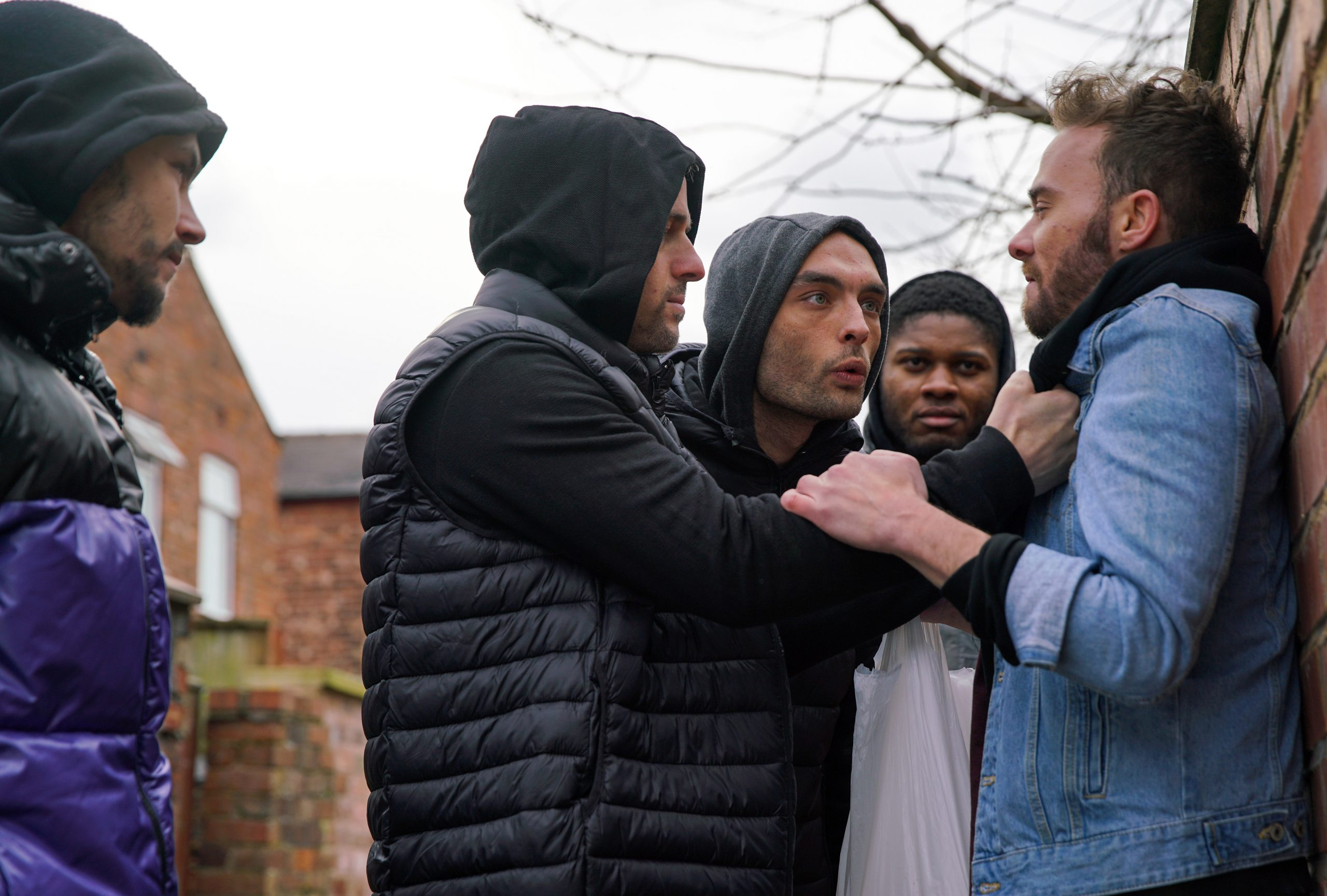 Coronation Street receives six Ofcom complaints over violent knife scenes