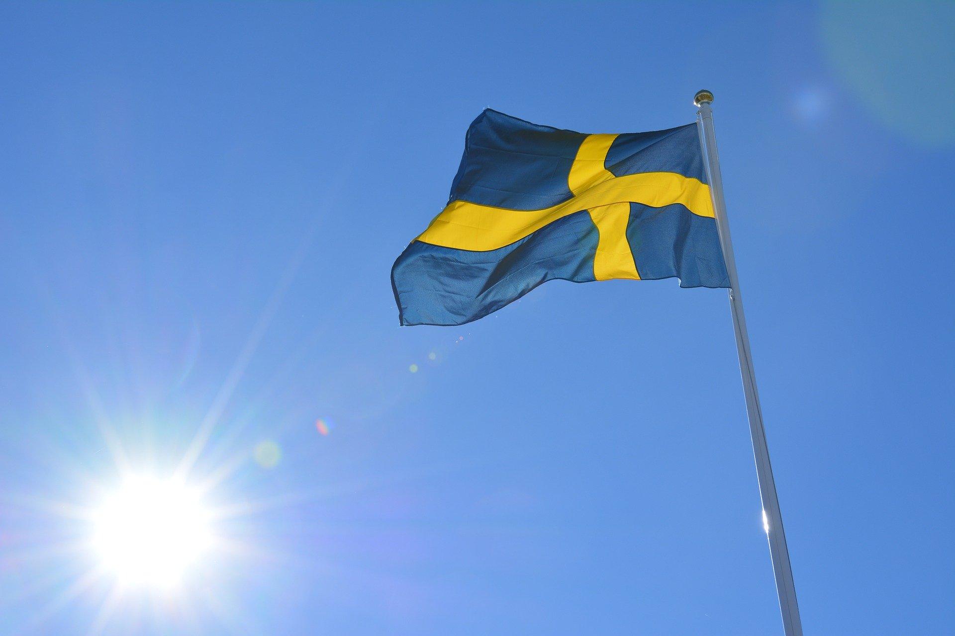Swedish flag. Why is Sweden not on lockdown? Latest coronavirus news