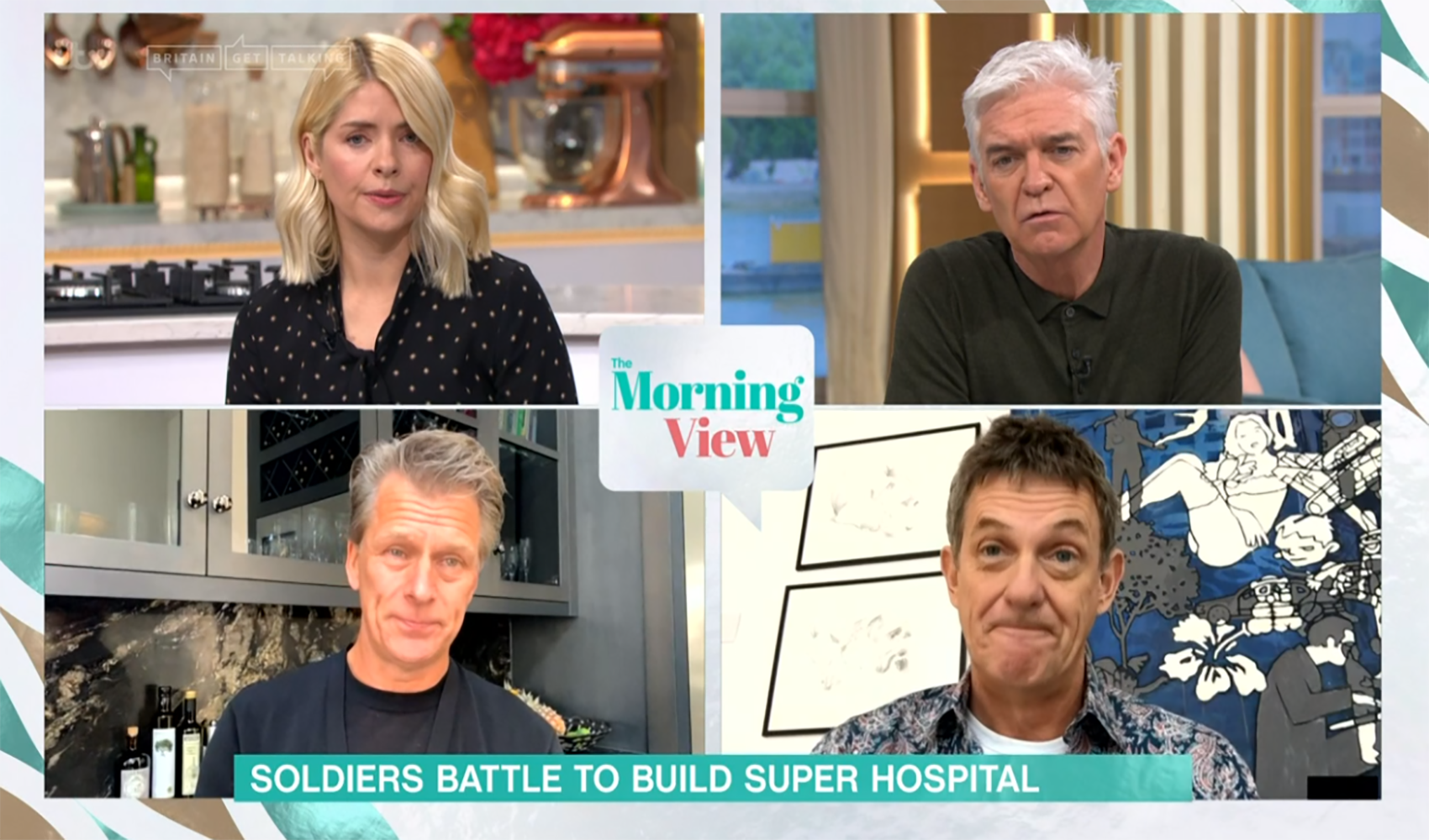 This Morning viewers in hysterics as Andrew Castle suffers embarrassing blunder live on air
