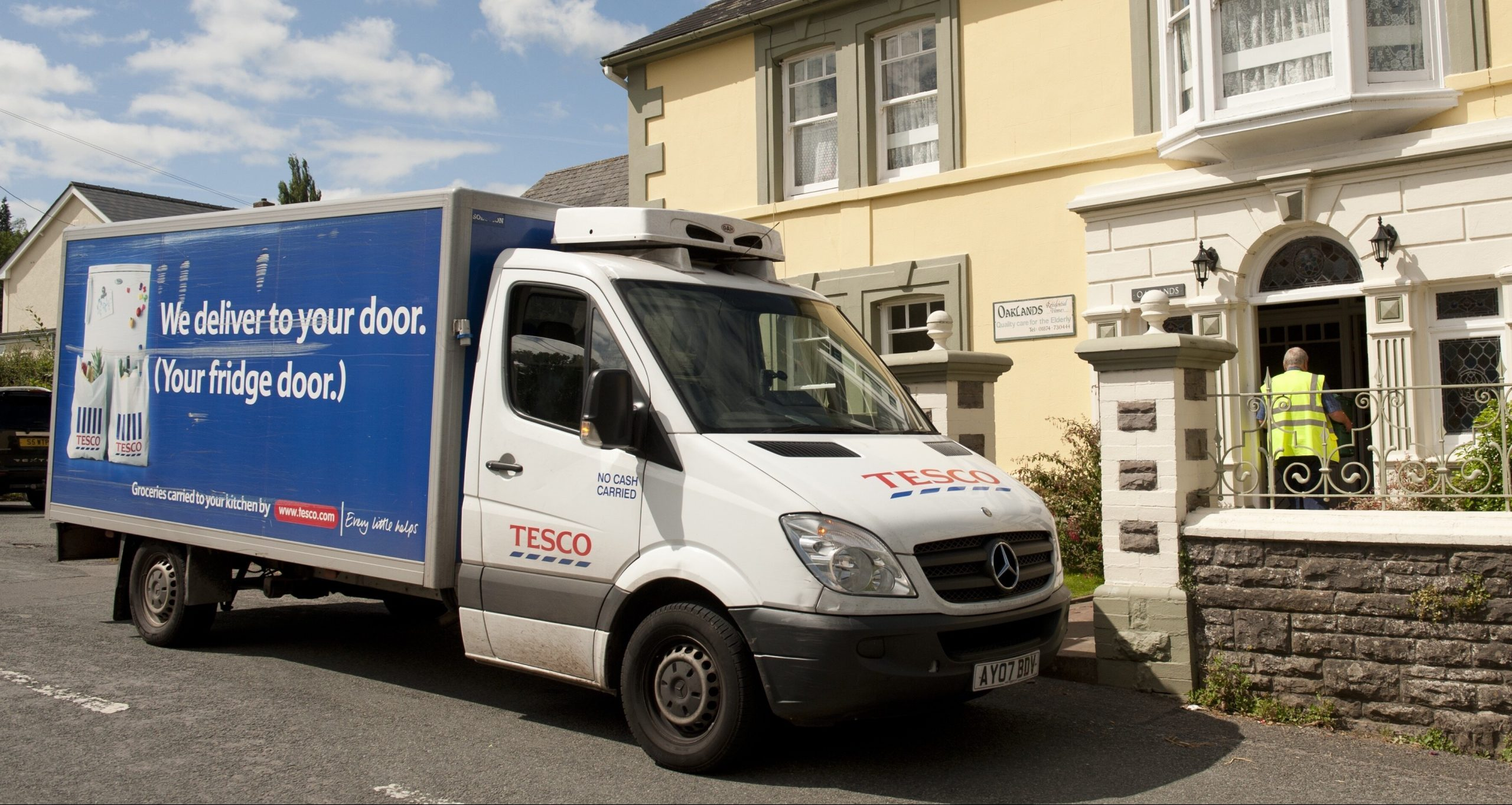 Tesco announces 120,000 new home delivery slots – here's how to get one