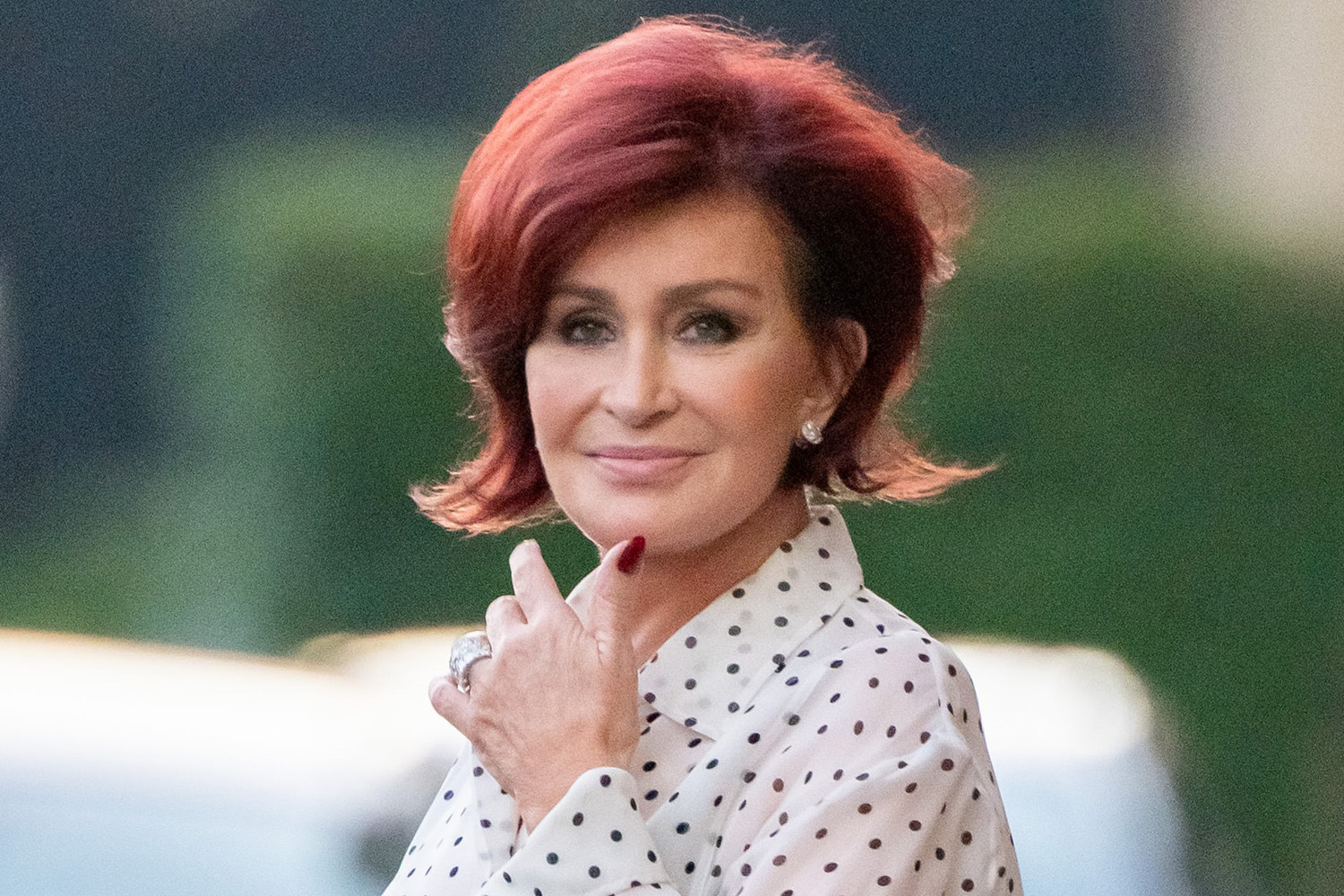 Sharon Osbourne reveals daughter was taken to hospital for emergency surgery