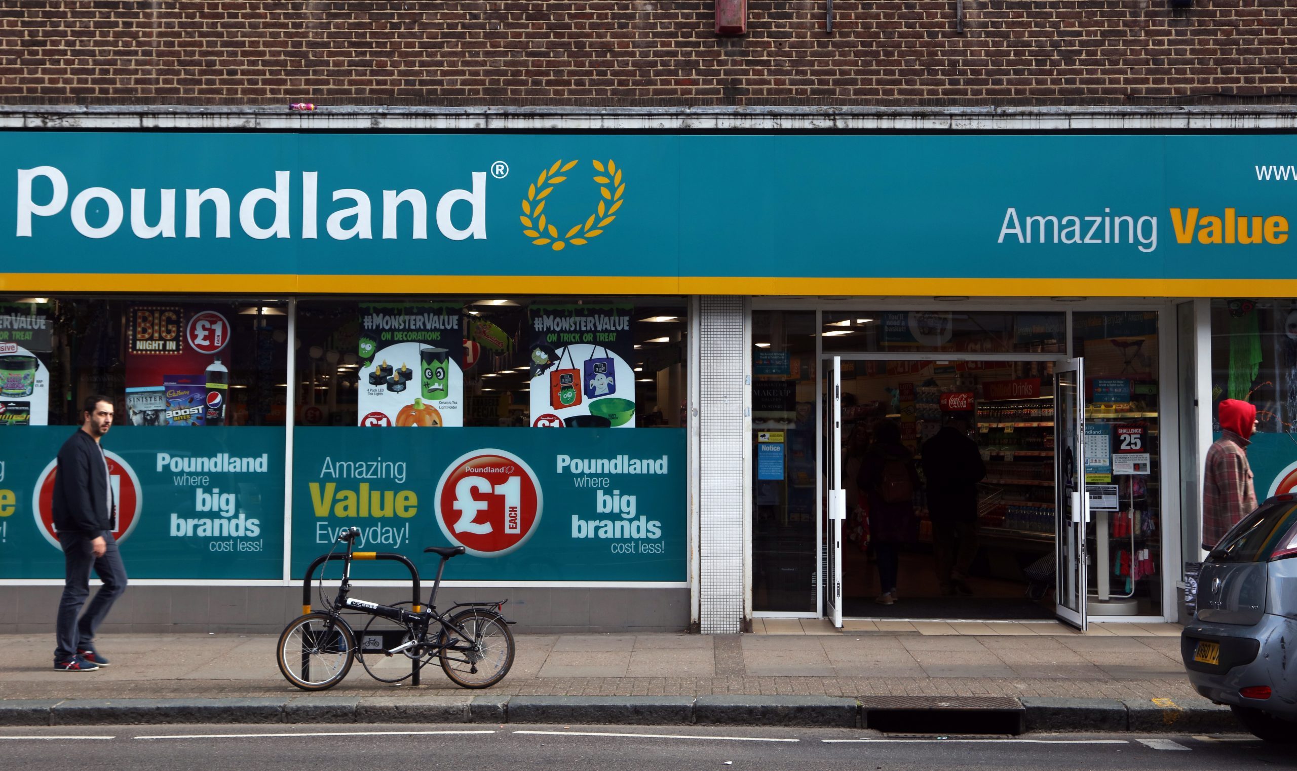 Poundland is closing stores – but can you order deliveries online?