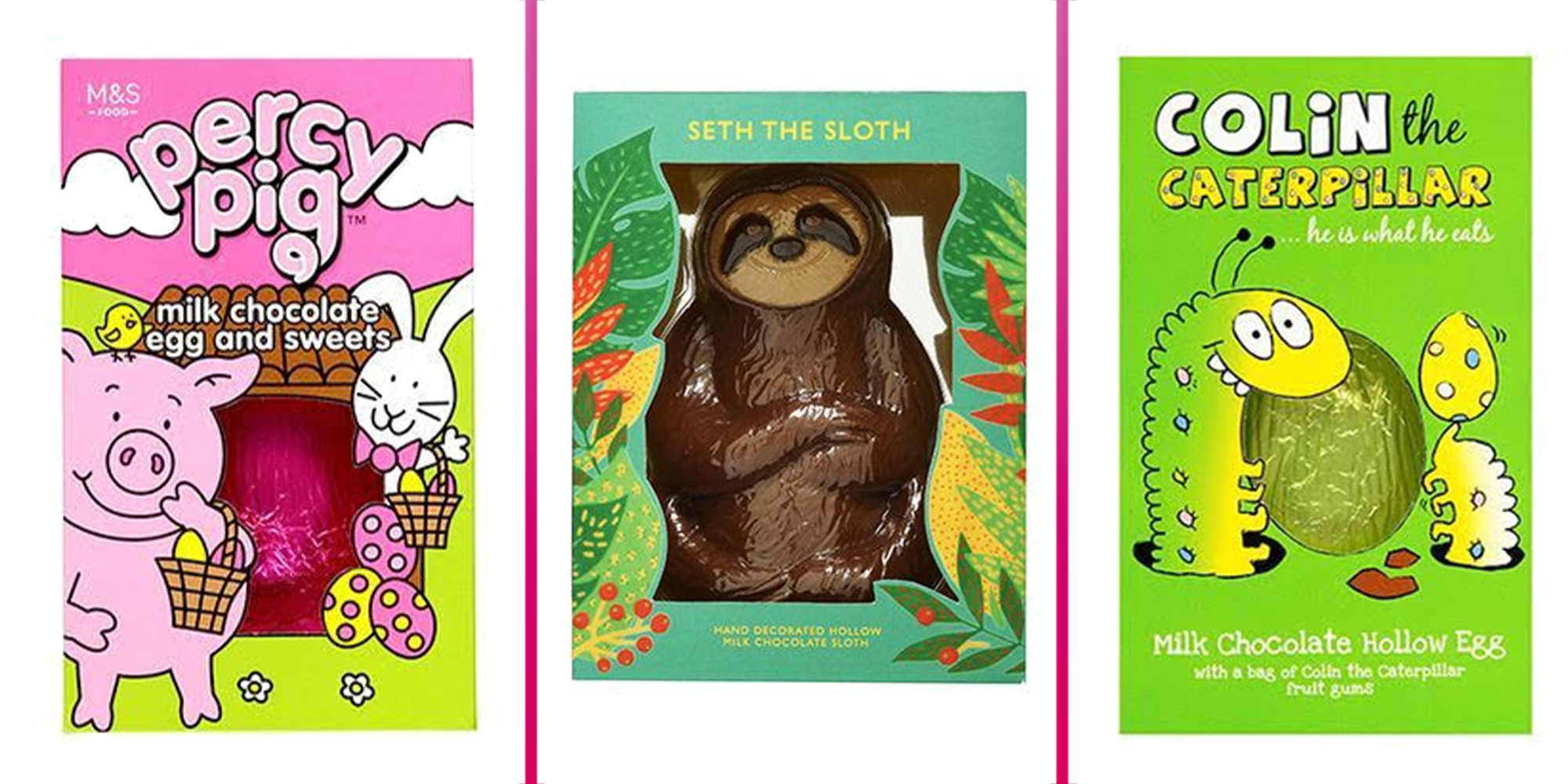 Cracking Easter egg offers announced by Marks & Spencer and Aldi