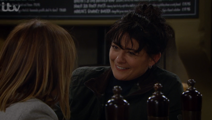 Emmerdale Moira and Rhona romance 'revealed' as soap drops hint