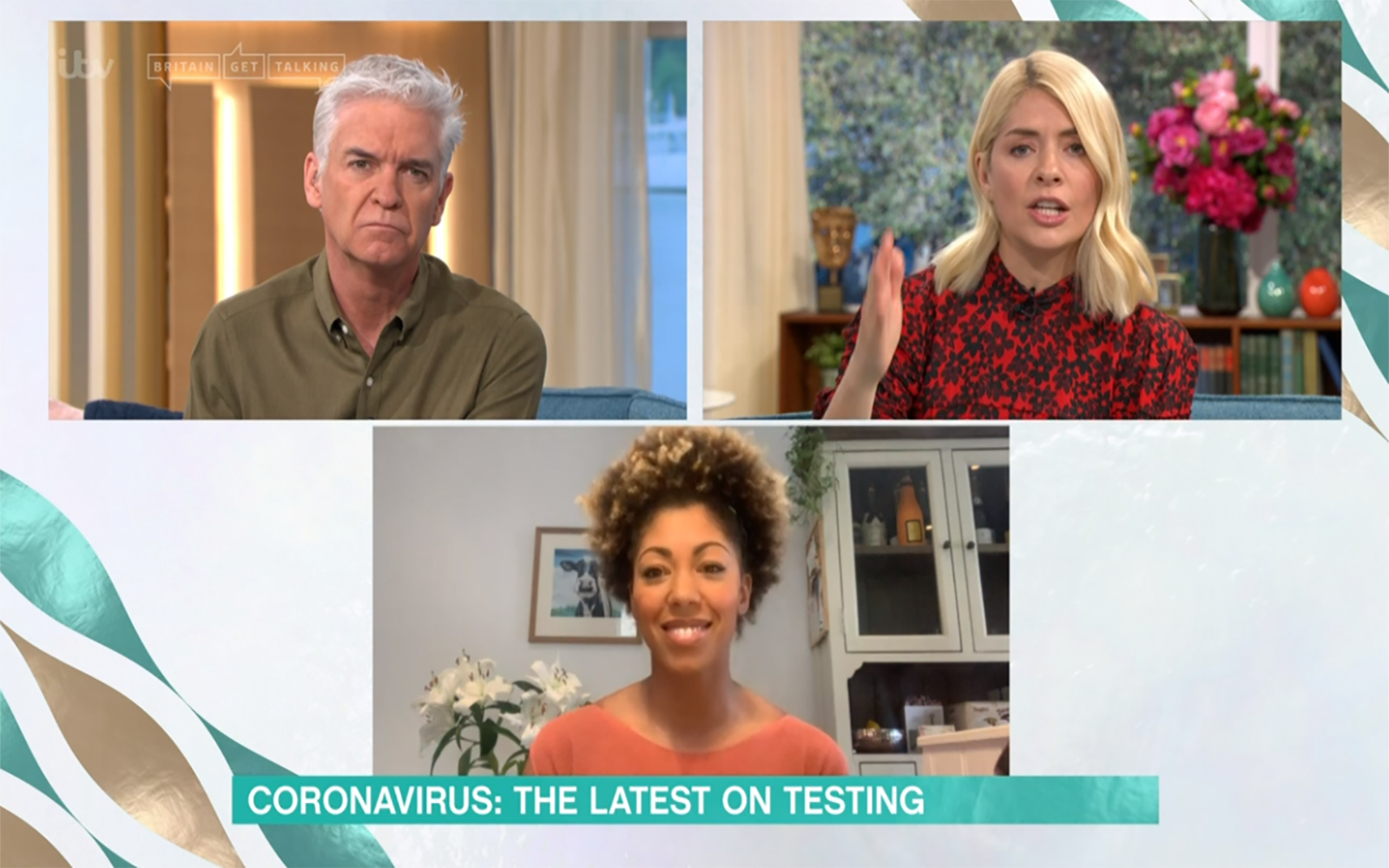 Holly Willoughby slams Boris Johnson for not 'delivering on promises' amid coronavirus crisis