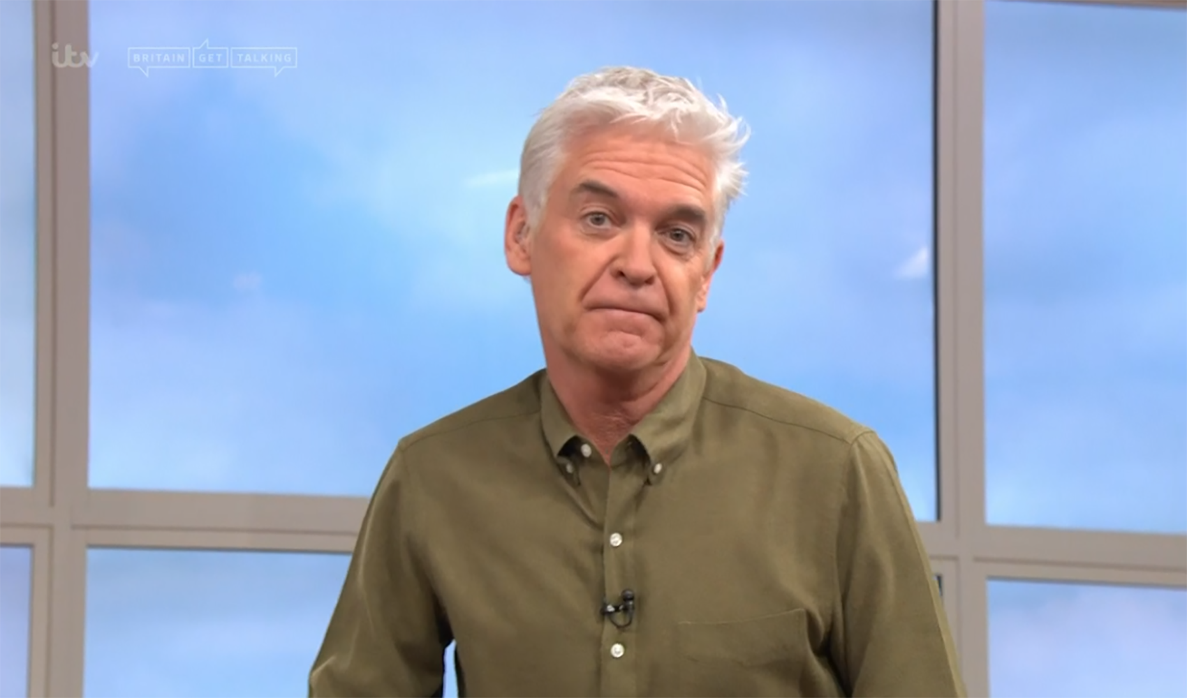 Phillip Schofield ignores This Morning bosses as show suffers hilarious blunder