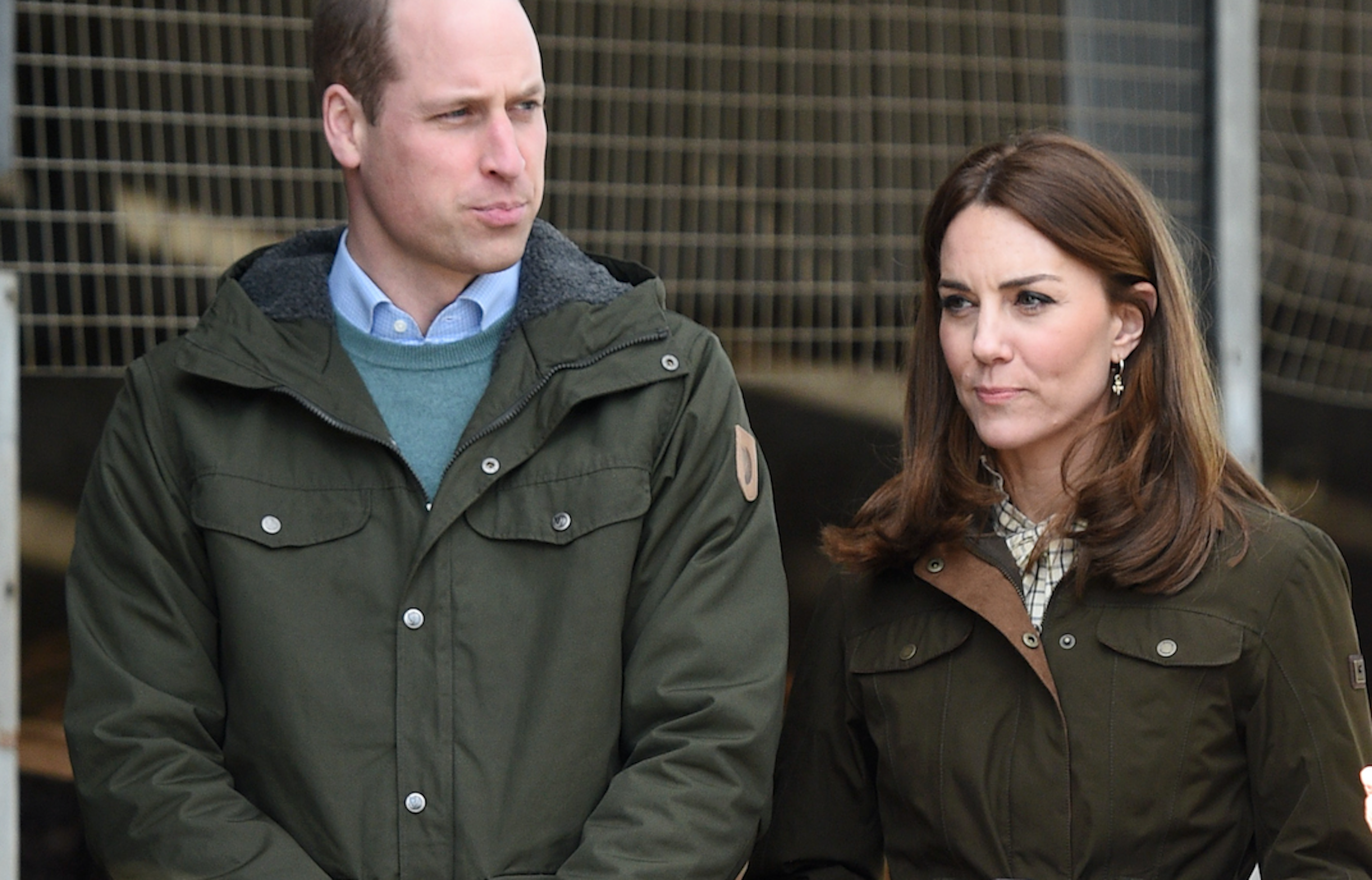 William and Kate 'struggling like other parents with home schooling'