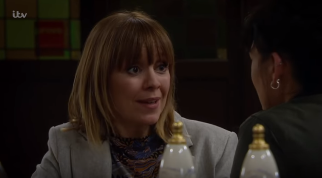 Emmerdale fans confused by how much money Graham left Rhona