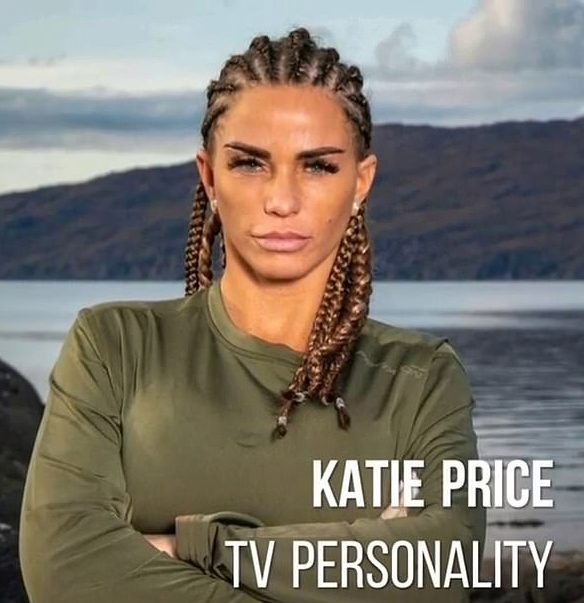 Katie Price Celebrity SAS Who Dares Wins 2020 (Credit: Channel 4)