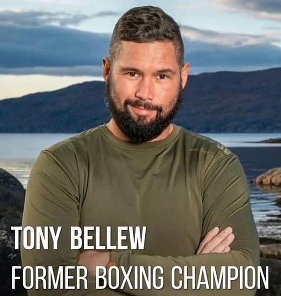 Tony Bellew (Credit: Channel 4)