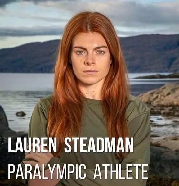 Lauren Steadman (Credit: Channel 4)