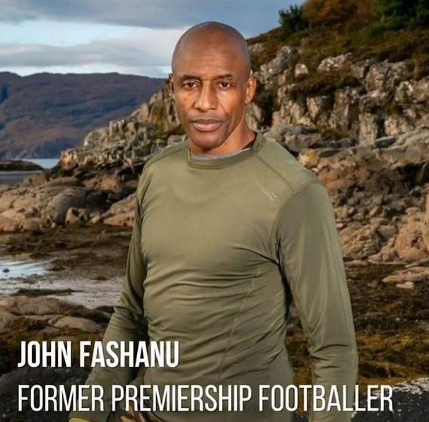 John Fashanu SAS He Who Dares Wins (Credit: Channel 4)