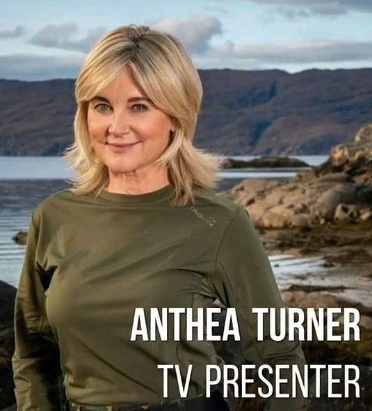 Anthea Turner (Credit: Channel 4)