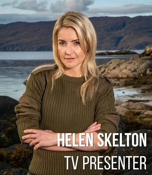 Helen Skelton (Credit: Channel 4)
