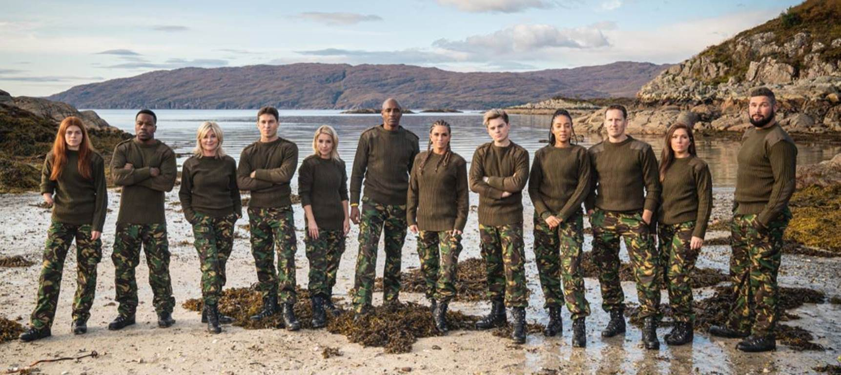 SAS Who Dares Wins 2020 (Credit: Channel 4)