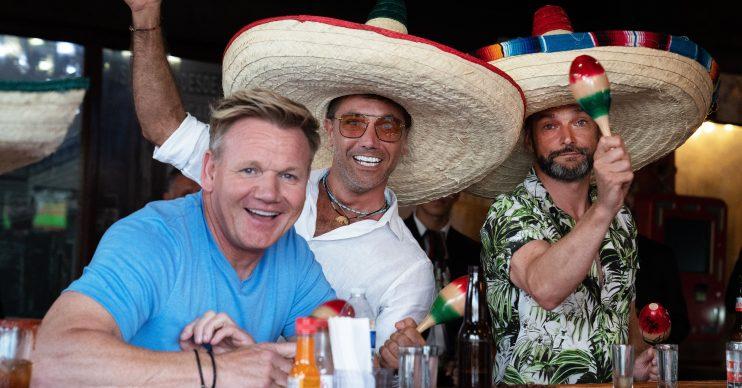 Gordo, Gino, Fred: Road Trip