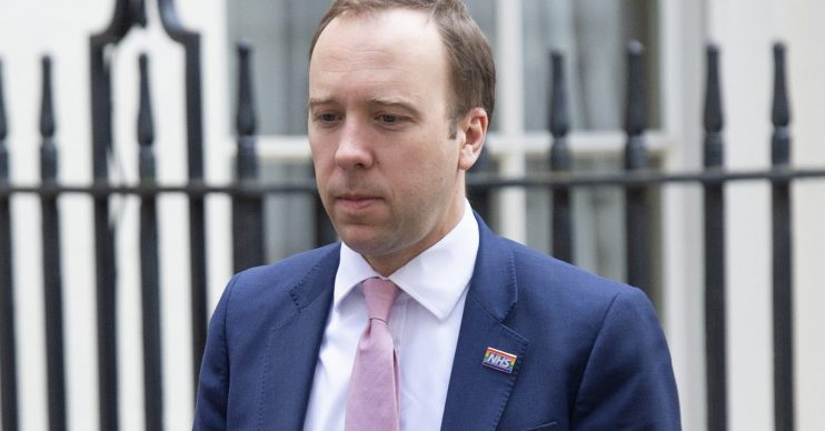 Coronavirus: Health Secretary Matt Hancock pledges to test 100,000 daily in UK by end of April