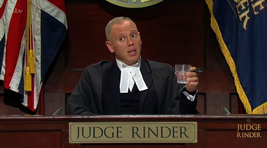 Robert Rinder