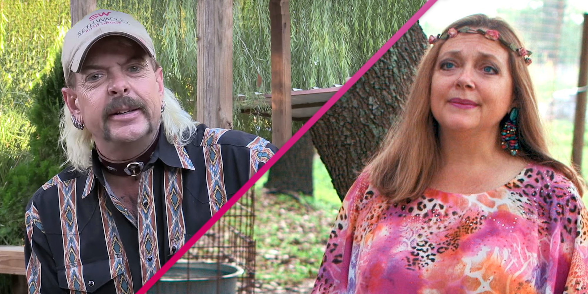 Tiger King: The shocking truth behind Carole Baskin and Joe Exotic's feud