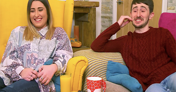 Gogglebox's Pete and Sophie