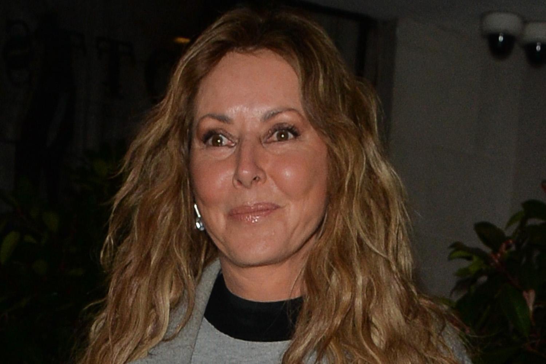 Carol Vorderman donates helicopter to NHS staff amid coronavirus crisis