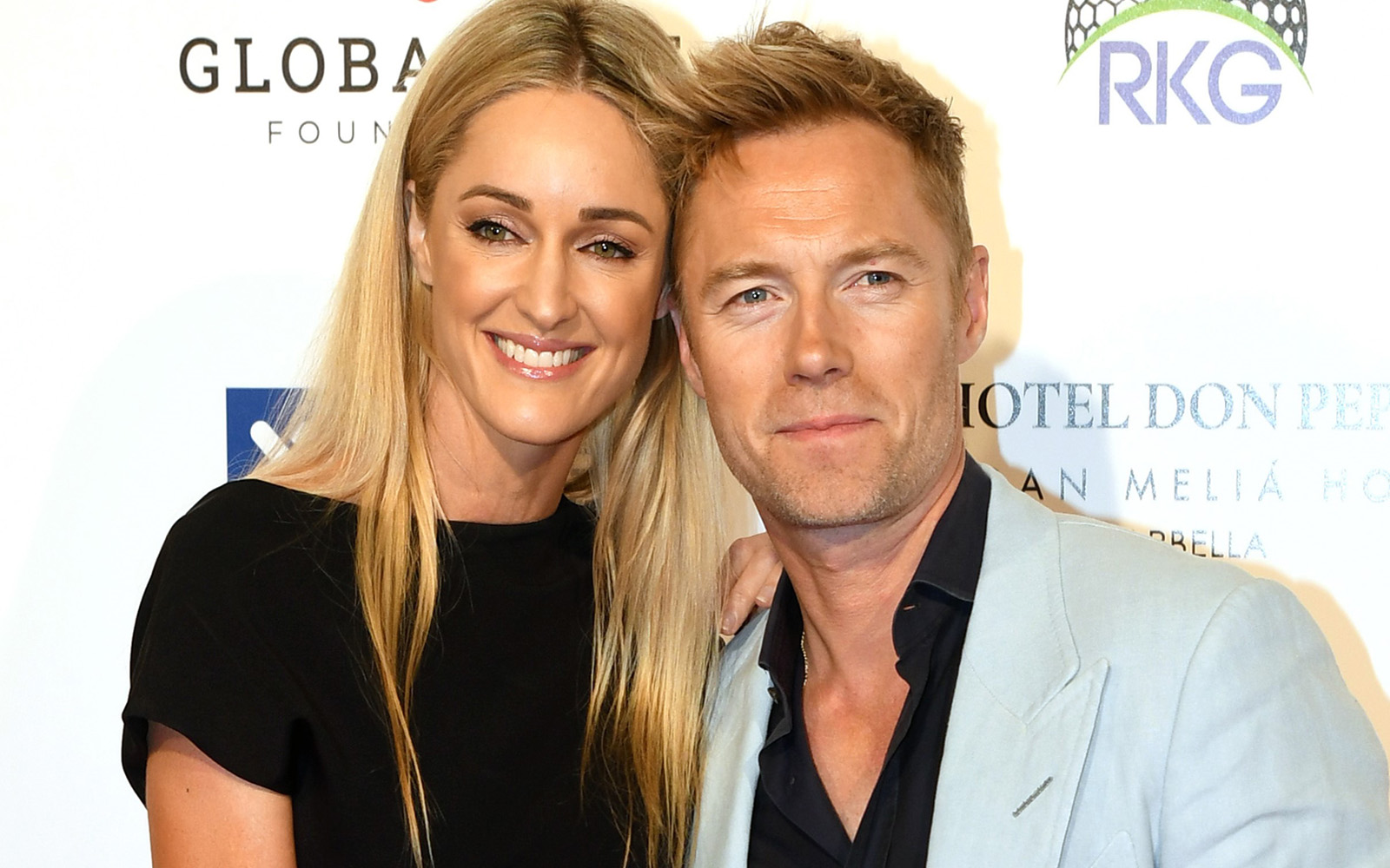 Ronan Keating's wife shares cute photo of son bonding with newborn sister