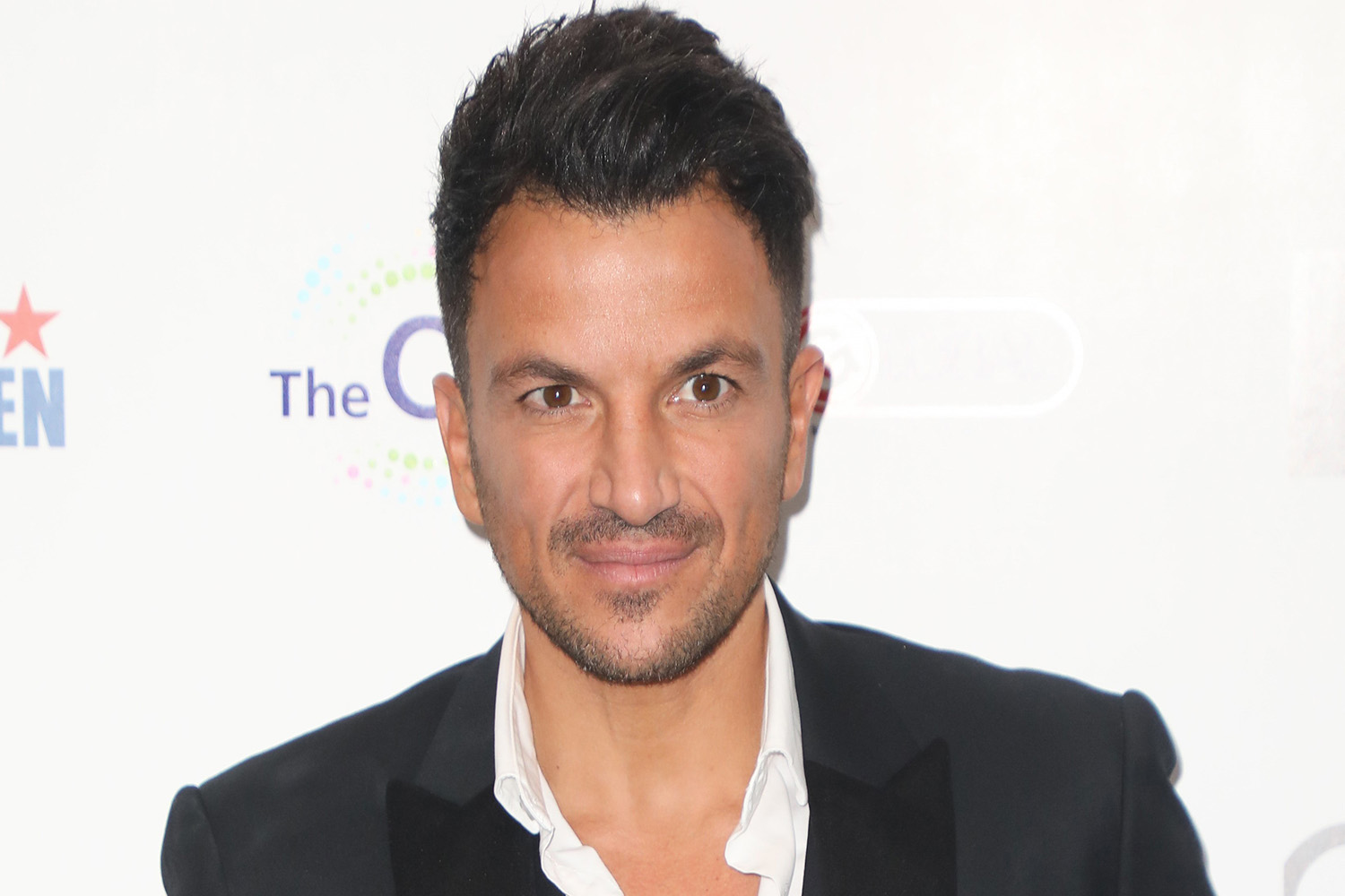 Peter Andre says kids are 'terrorising the house' as son Theo swears