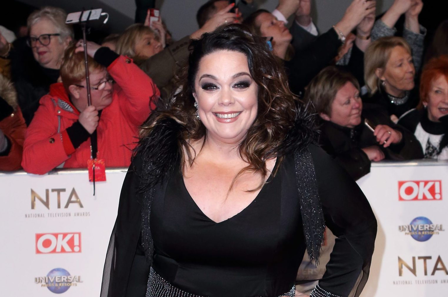 Emmerdale's Lisa Riley reveals she had stone-and-a-half of excess skin removed