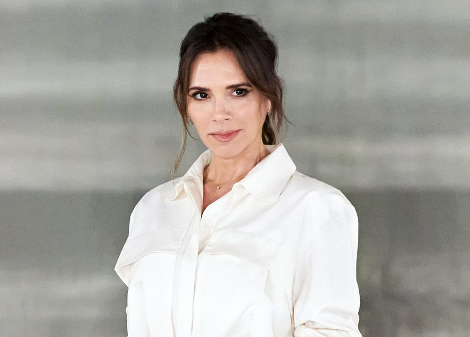 Victoria Beckham video calls NHS staff to commend them during the coronavirus pandemic