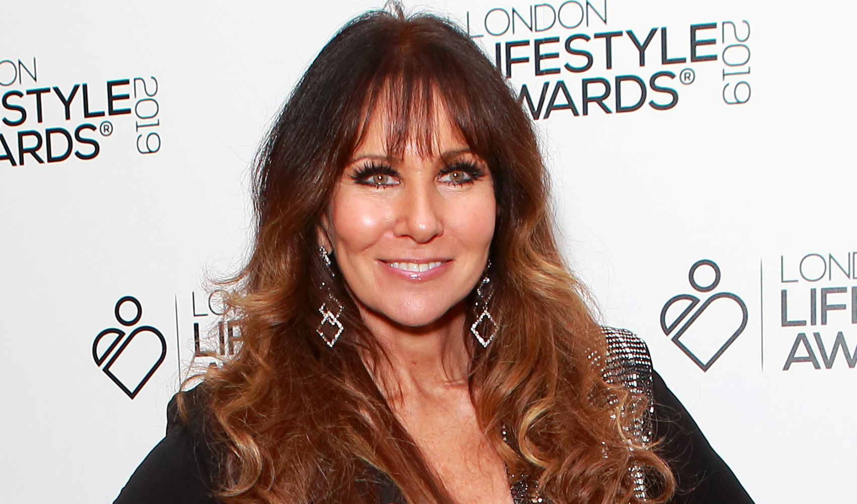 Linda Lusardi shares update with fans after coronavirus battle