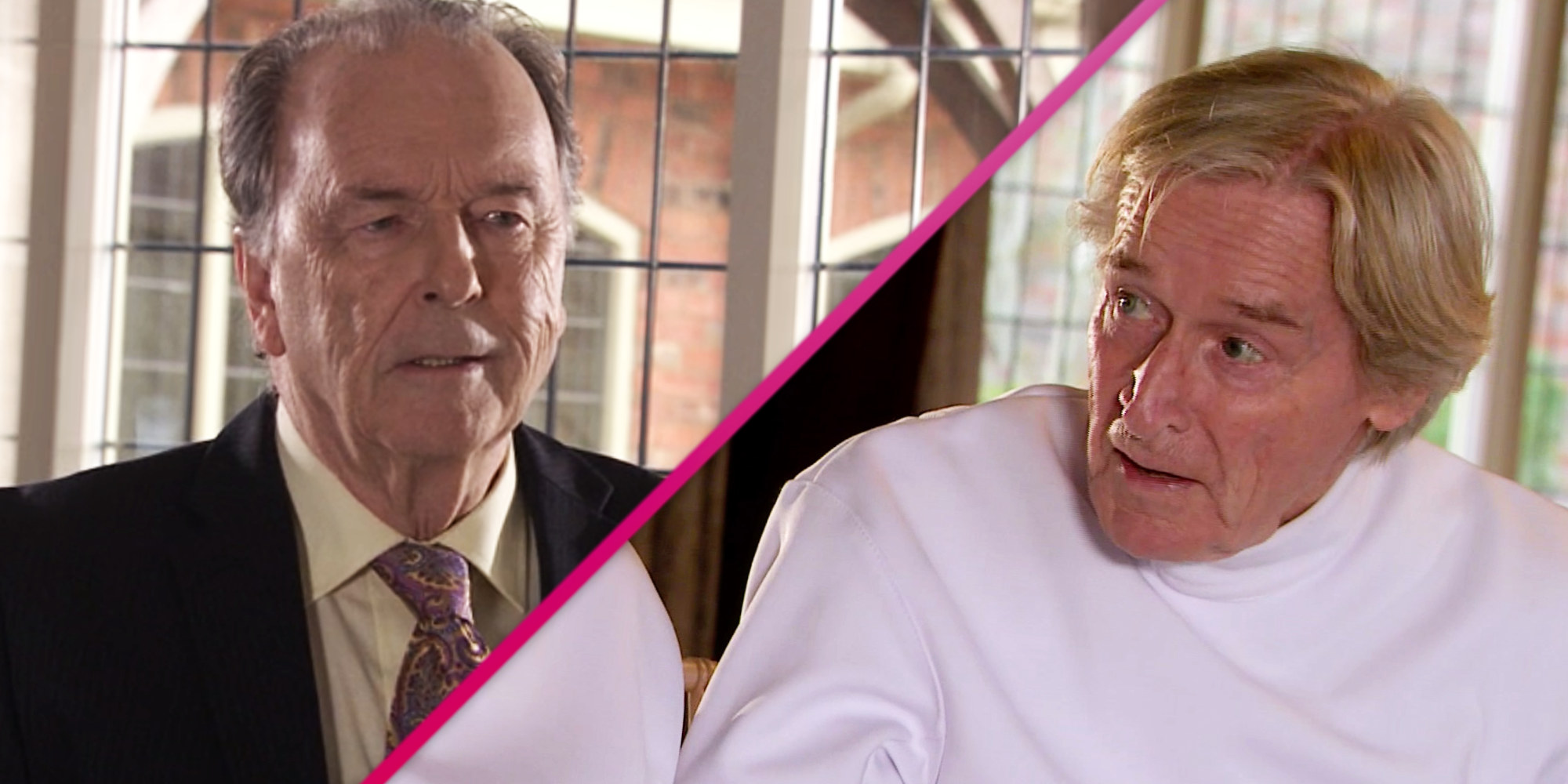 Coronation Street SPOILERS: Norris and Ken discover the truth about Charles