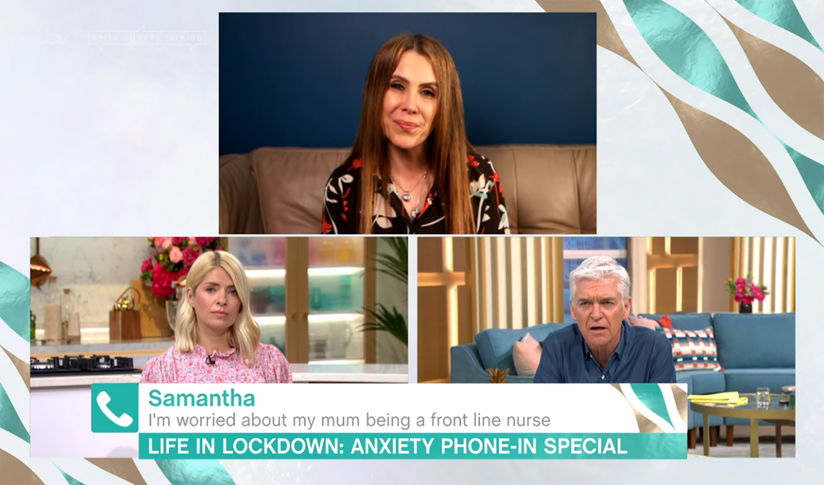 This Morning viewer breaks down over not being able to see NHS nurse mum amid coronavirus crisis