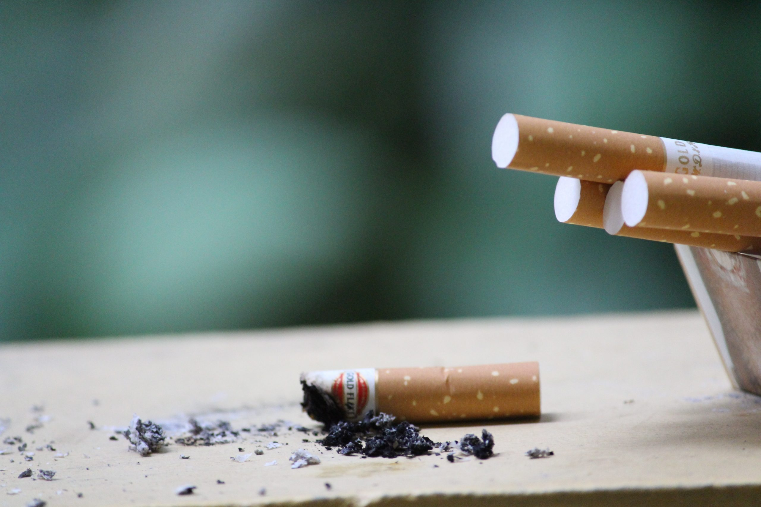 Cigarette. Coronavirus: Smokers warned to quit or risk contracting deadly bug