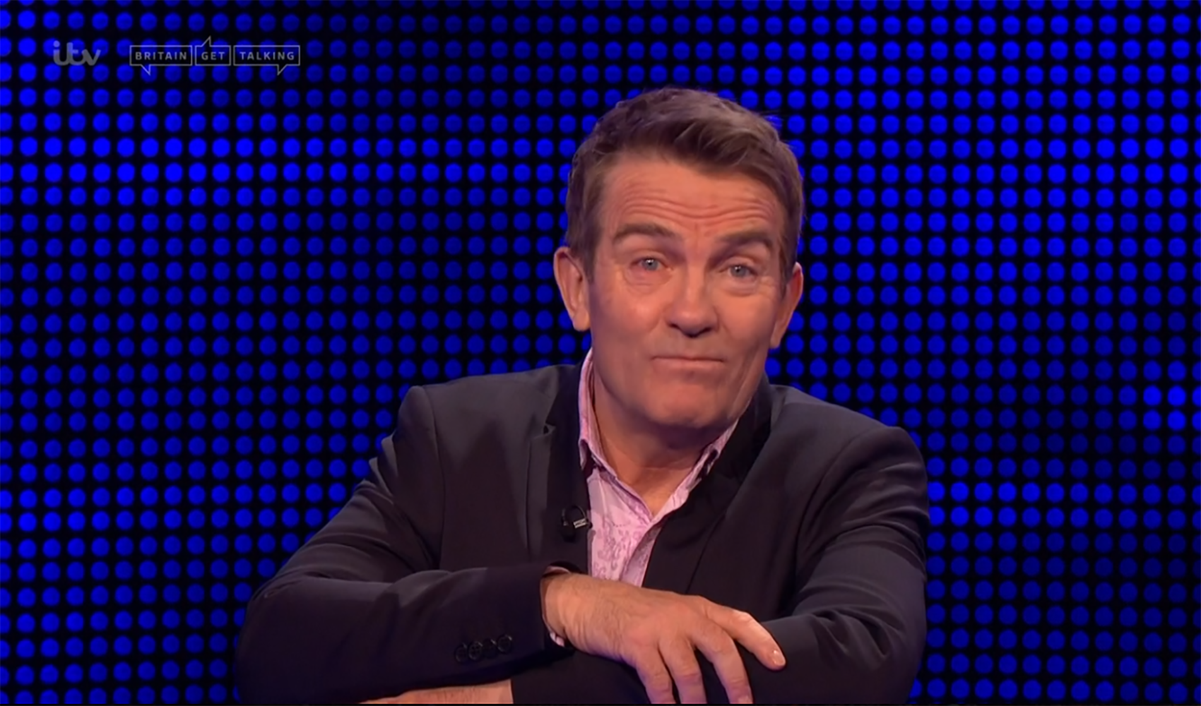 Bradley Walsh stunned over The Chase contestant's saucy message to him