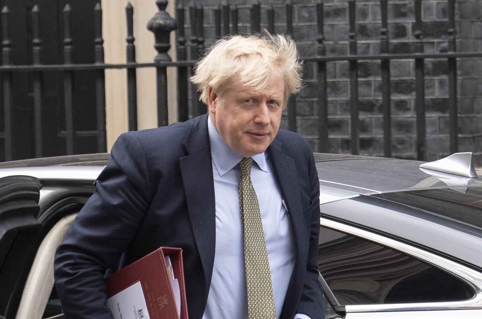 Boris Johnson. Coronavirus: Brits start up Clap for Boris Johnson campaign to support Prime Minister in intensive care