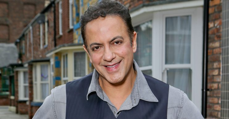 Coronation Street how many children does Dev Alahan have