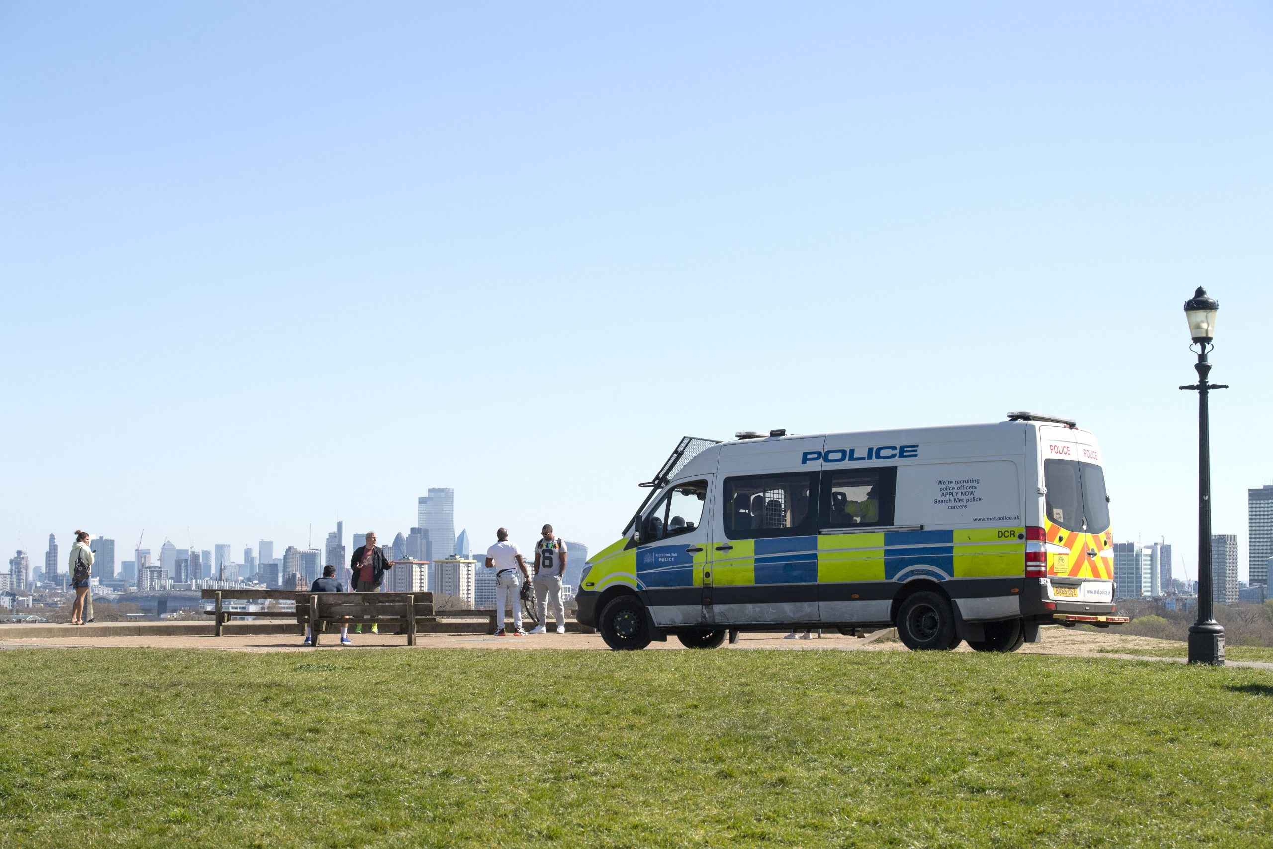 London in lockdown. Coronavirus: Researchers fear UK will become worst hit country in Europe with 66,000 deaths by July