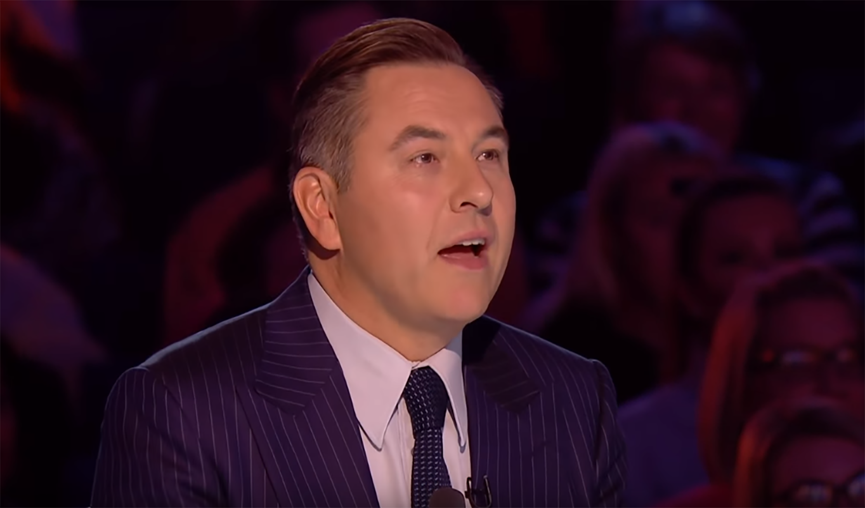 David Walliams reveals horror Britain's Got Talent stunt almost hurt his privates