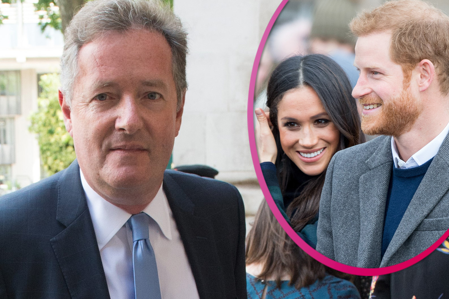 Piers Morgan slams Meghan and Harry for launching new charity amid pandemic