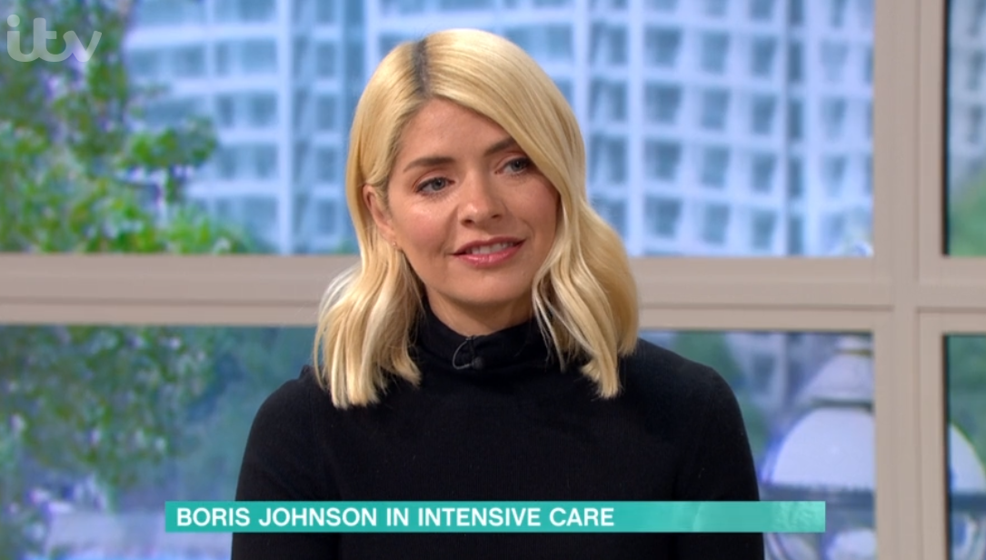 Holly Willoughby reveals daughter Belle is concerned about tooth fairy during coronavirus lockdown