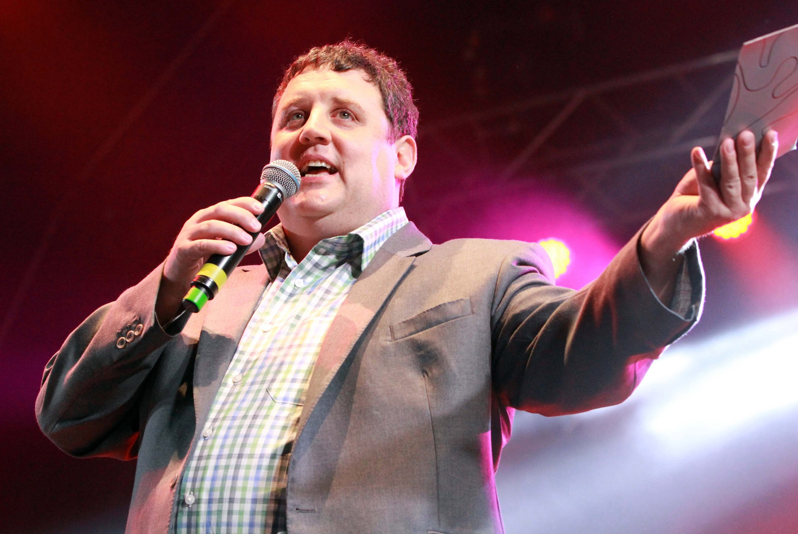 Peter Kay to make big TV return for coronavirus cause two years after cancelling all appearances
